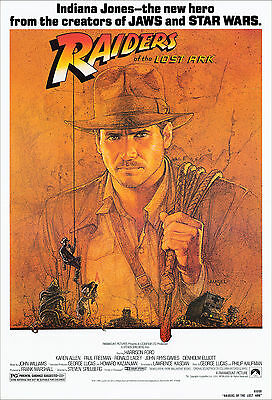 Indiana Jones Raiders Of The Lost Ark Poster 61x91 cm
