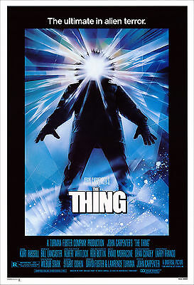 The Thing - La cosa (1982) Movie Poster 61x91 cm