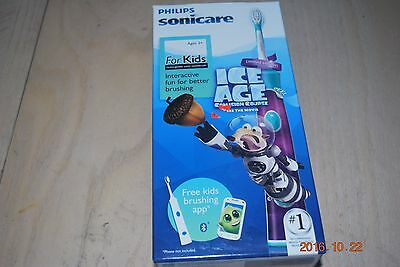Philips Sonicare For Kids Ice Age Connected Toothbrush, HX6321/05
