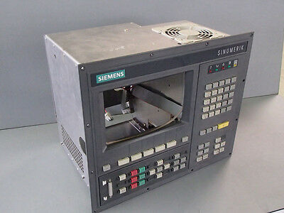 6Fc32511Acz - Siemens Sinumerik 810T Panel 6Fc3251-1Ac-Z Used Good Condition