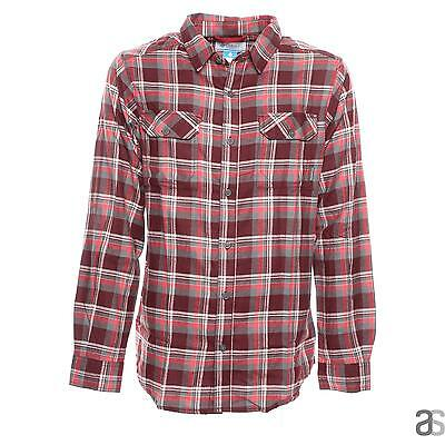 Columbia Flare Gun Flannel Iii Ls Chemise Montagne Ao8194 521