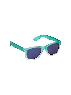 GAP Baby / Toddler Boy / Girl NWT Wayfarer Retro Sunglasses - Frosted Green