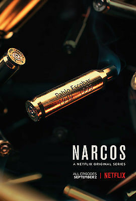 Narcos TV Series Poster 61x91 cm