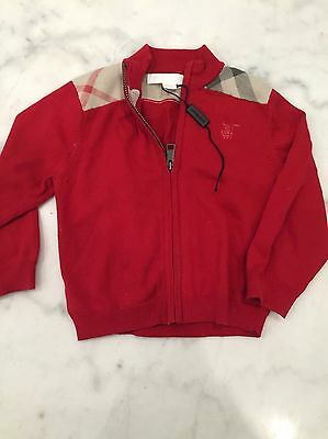 Burberry Baby Boys Sweater 12m