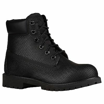 """Youth / Womens Timberland 6"""" 6 Inch Exo Web Premium Boots New, Black A14JN"""