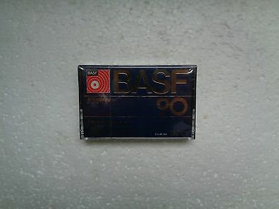 Vintage Audio Cassette BASF Ferrochrom 90 * Rare From Germany 1977 *