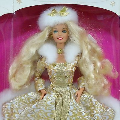 Barbie Doll Winter Fantasy Special Edition CA 1995