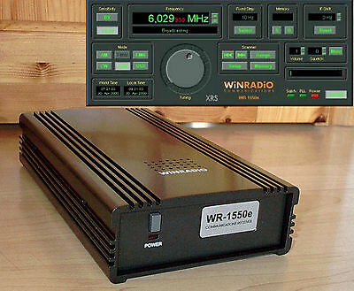 WiNRADiO WR-1550e - Rosetta Laboratories