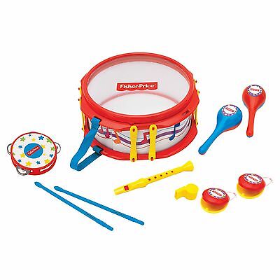 Preschool Drum Set Toddler Musical Play Percussion Band Kids Learning Toys