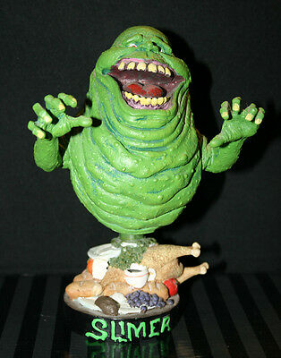 """""""Slimer"""" Ghostbusters Bobblehead (out of box)"""
