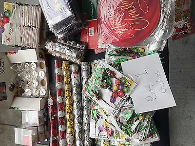 christmas mystery box market stall stock fate home item must go reduced to clear
