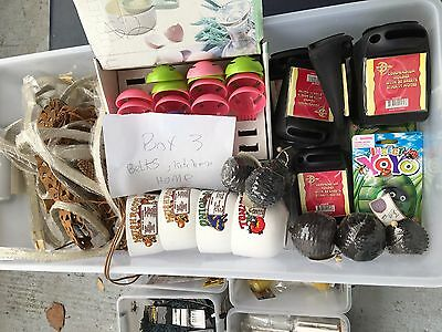 homeware kitchen market mystery box stall fete clearance lot + more avail