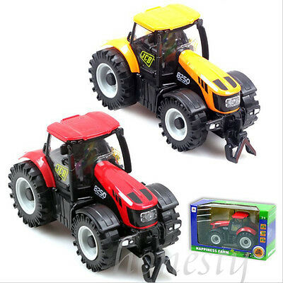 1:32 Scale Model Car Truck Toy Diecast Farmer Vehicle Tractor Toy Kids Toddlers