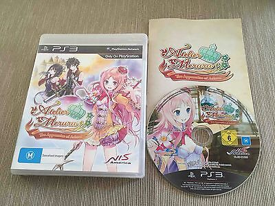 Atelier Meruru: The Apprentice of Arland (PlayStation 3, 2012) AUS PAL Complete