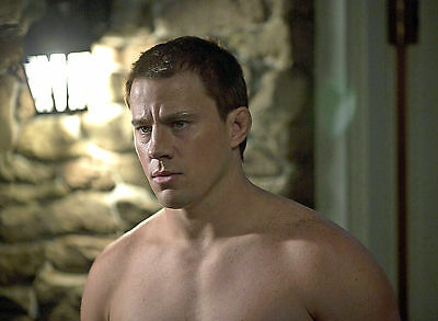 PHOTO CHANNING TATUM 11X15 CM  # 2