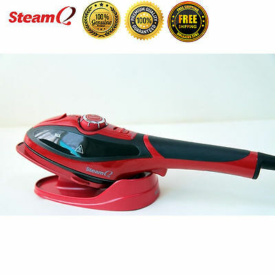 Goodway Steam Q2 Handheld Smart 2in1 Portable Clothes Steamer Steam Iron Garment
