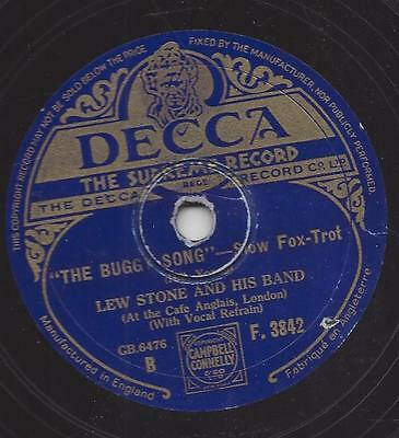 Lew Stone and his Band + Al Bowlly  : Who'll Buy An Old Gold Ring ?