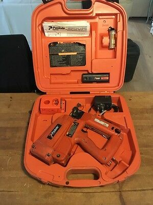 Paslode Im250 Ii Second Fix Finishing Nail Gun