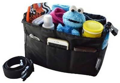 Diaper Bag Insert Organizer Outdoor Travel Changing Baby Nappy Portable Storage