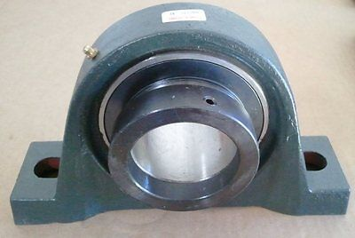 "2 15/16"" Bore Pillow Block Bearing With Eccentric Locking Collar - New"