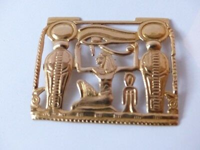 Bijoux (broche) or Egypte (26847)