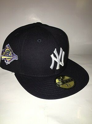 New York Yankees 59FIFTY World Series Spike Lee MLB Cap By New Era Size 7 1/2