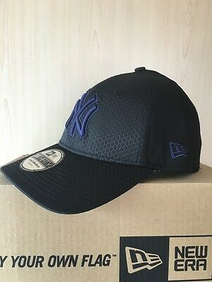 New York Yankees New Era 39Thirty Pro-Rip Flex-Fit Baseball Cap Navy/Black M-L