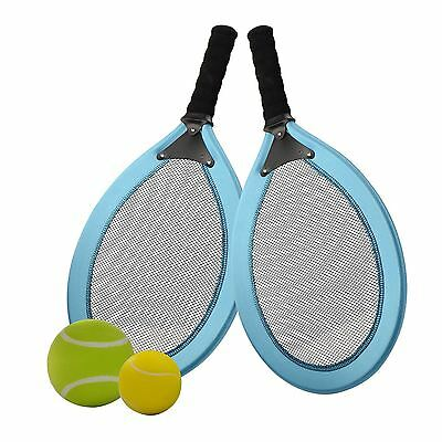 Kids jumbo Tennis Set Outdoor Garden Sports Game children Toy Rackets