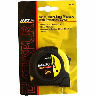 Blackspur BB-TM230 Tape Measure with Protective Cover