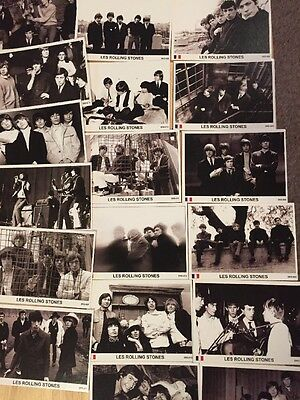 50 Rare Les Rolling Stones Cards SRS-001-050+Traveling Wilburys Cards