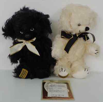 Merrythought Cheeky Bears Vice Versa Limited Edition Box & Certificate