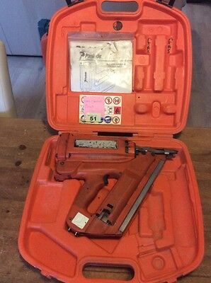 paslode im350 nail gun just serviced bare unit full strip-down
