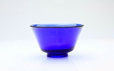 Antique Chinese Another Fine Peking Cobalt Blue Bowl - 19th Century