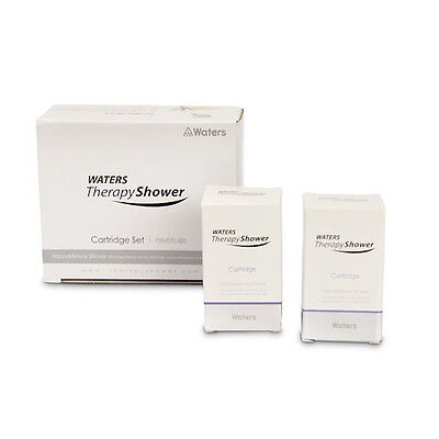 2 Filter Cartridges for Waters Therapy Shower