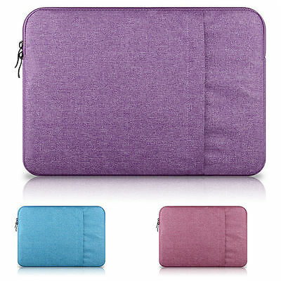 """Laptop Sleeve Notebook Case Carry Bag Cover For MacBook Air/Pro 11""""/12""""/13""""/15"""""""