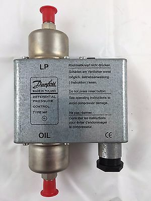 Danfoss 060B0168 Type MP54 Differential Oil Pressure Control Safety Switch