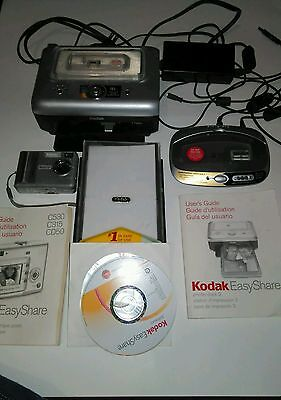 AS IS Kodak EasyShare lot