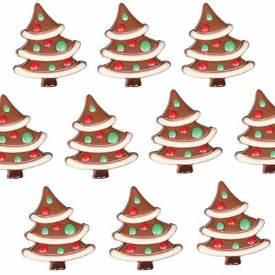 New Ten Christmas Trees chocogram gifts her him christmas Chocolate Xmas