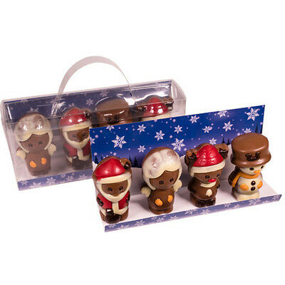 New Christmas Buddies chocogram gifts her him christmas Chocolate Xmas