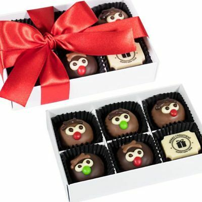 New Christmas Puddings chocogram gifts her him christmas Chocolate Xmas