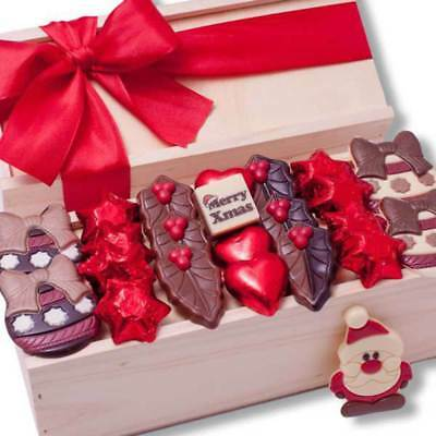 New Christmas Survival Kit chocogram gifts her him christmas Chocolate Xmas