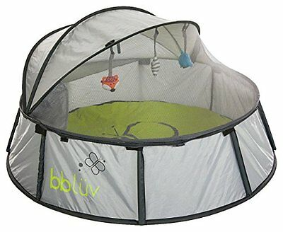 BBLuv Nido 2 in 1 Travel Bed and Play Tent
