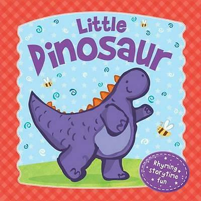 NEW Little Dinosaur By Igloo Books Board Book Free Shipping