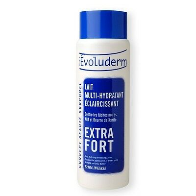 Evoluderm - Creme Lait Eclaircissant - Extra Fort - 500ml