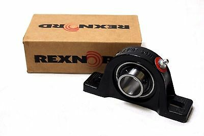 "New! Rexnord Link-Belt PL3S216E 1"" Pillow Block 2-Bolt Ball Bearing Unit"