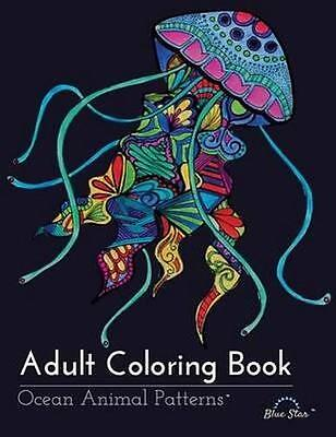 NEW Adult Coloring Book By Adult Coloring Book Artists Paperback Free Shipping