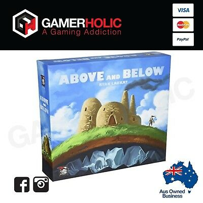 Above and Below Board Game Brand New
