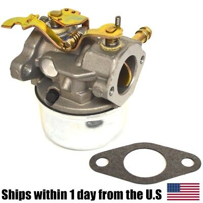 Carburetor For Tecumseh 640346 640305 Fits OH195EA OHH55 OHH60 OHH65