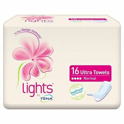 Lights by Tena Ultra Towel Norm 16 per pack