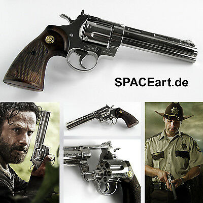 The Walking Dead: Rick Grimes Revolver | Fertig-Modell | Denix